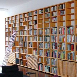 Loft Boekenkast Rotterdam 1
